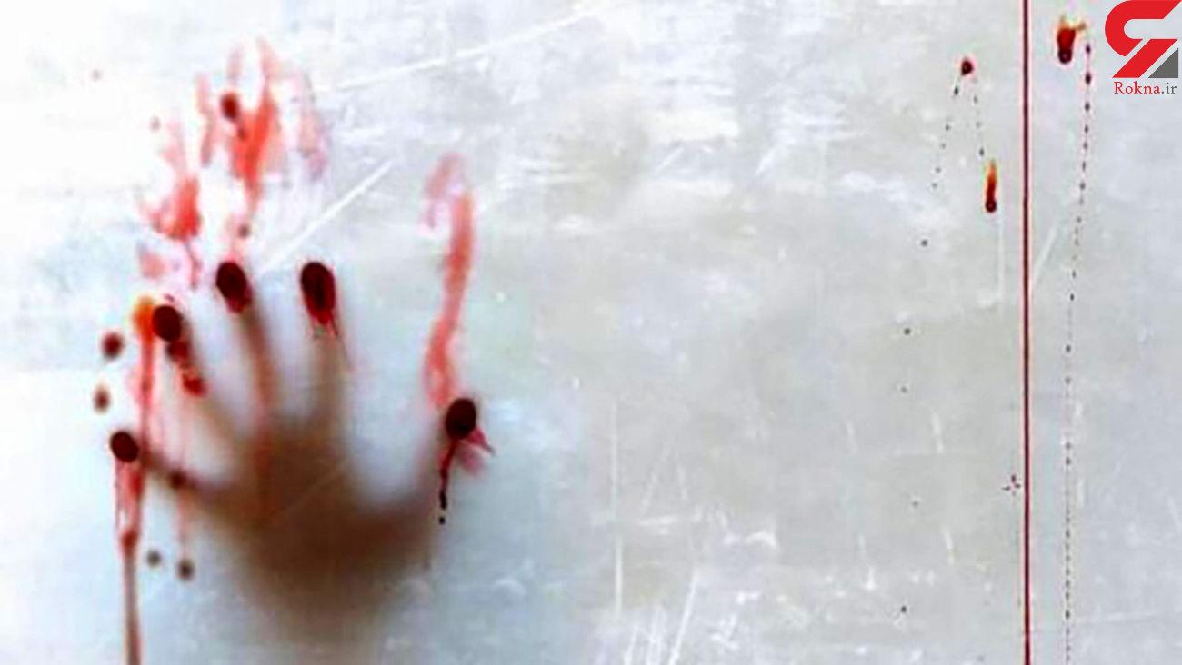 قتل جوان آبادانی با میله آهنی